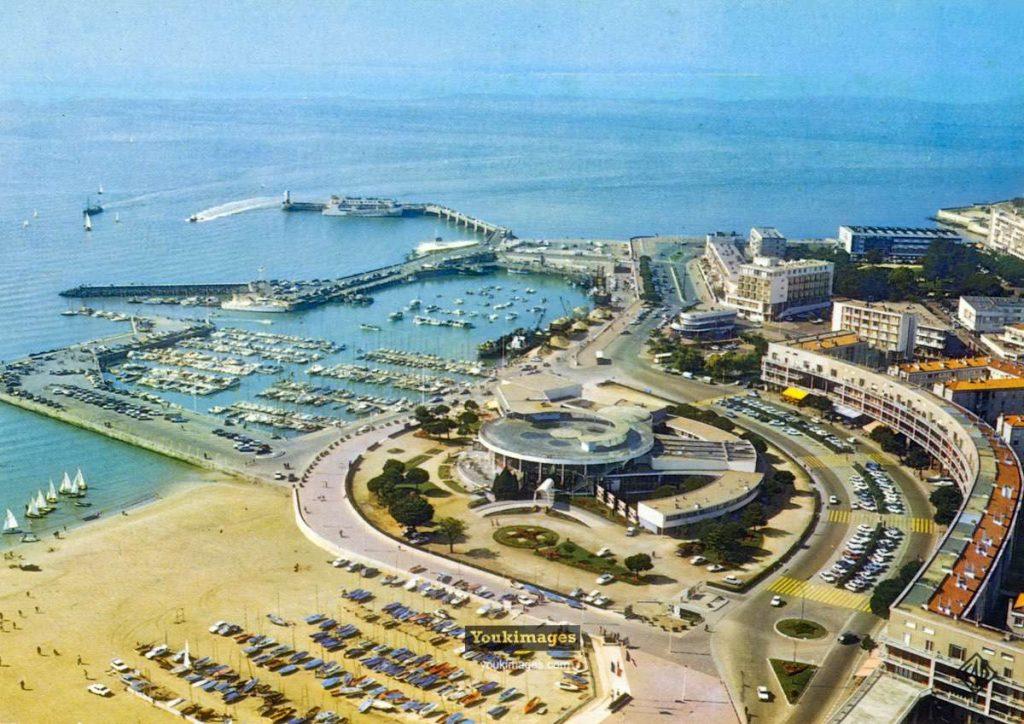 Casino municipal Front de Mer et port