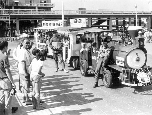 Petit train 1965