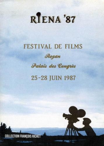 Affiche Riena 1987
