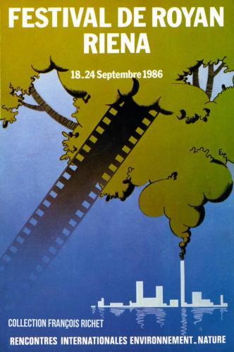 Affiche Riena 1986