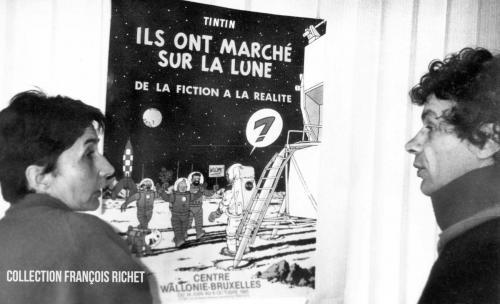 Bernadette Virassamy et Michel Bellouard